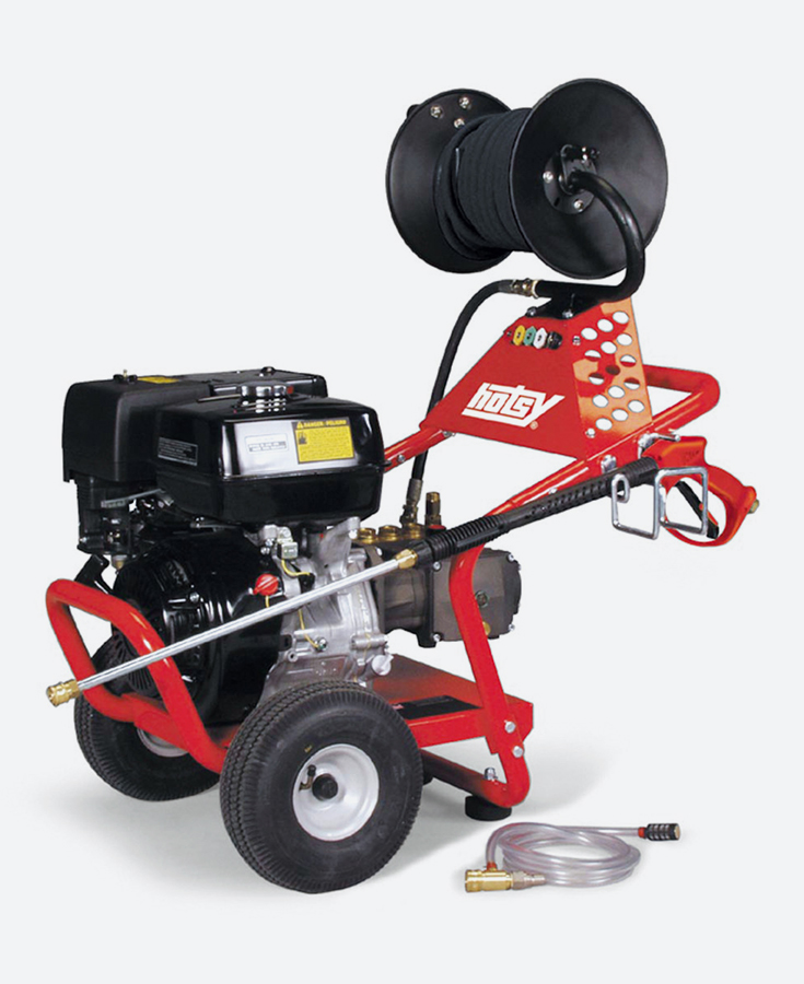 HOTSY Cold Water Gas Pressure Washer - DB SERIES (DB-354039)