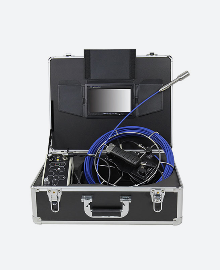 A1 WOPSON Basic Push Rod Industrial Sewer Inspection Camera