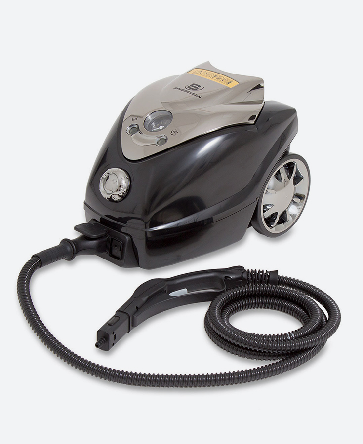 SPEEDCLEAN Dry Steam Coil and Surface Cleaner