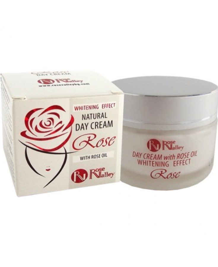 Bulgarian Natural Day Cream with Rose Oil