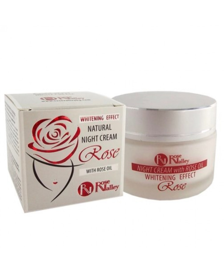 Bulgarian Natural Night Cream with Rose Oil